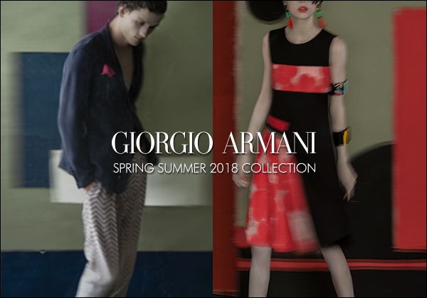 SPRING SUMMER 2018 COLLECTION